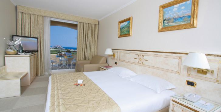 Beispiel Zimmer Luxe - Hotel Corsica