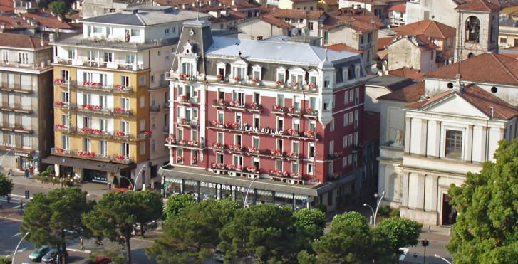 Bild 7428881 - Hotel Milan Speranza au Lac