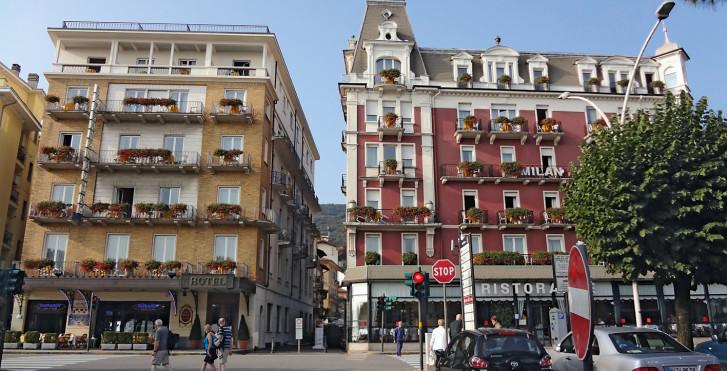 Bild 7428890 - Hotel Milan Speranza au Lac
