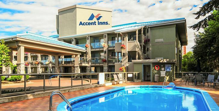 Image 17238794 - Accent Inn Kelowna