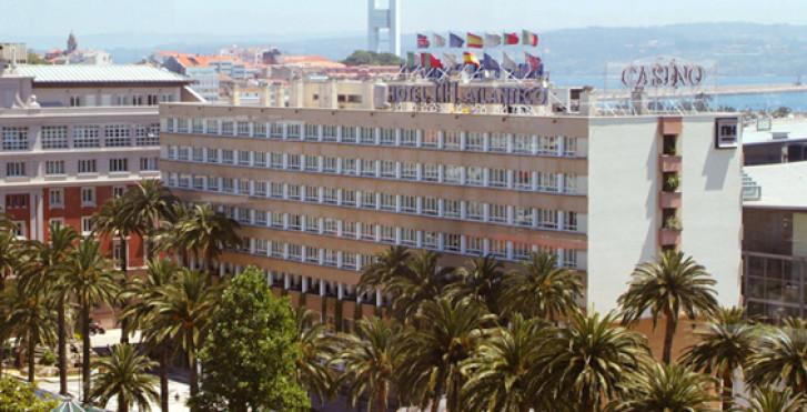 Image 27438446 - NH La Coruña Atlantico