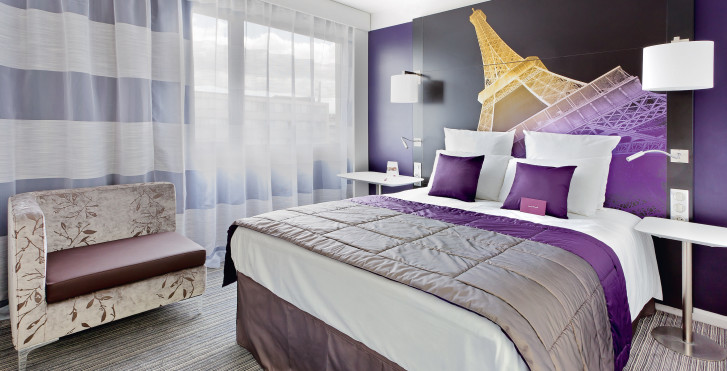 exemple noveau style - Mercure Paris Centre Tour Eiffel