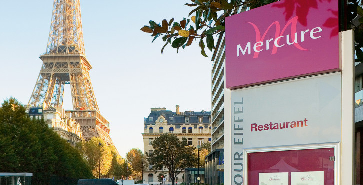 Image 7765667 - Mercure Paris Centre Tour Eiffel