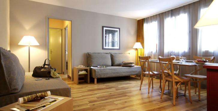 Image 12387184 - Aparthotel Adagio Paris Montmartre