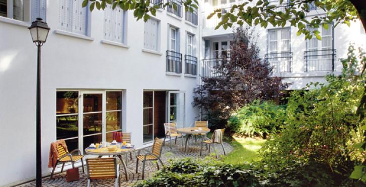 Image 12387182 - Aparthotel Adagio Paris Montmartre
