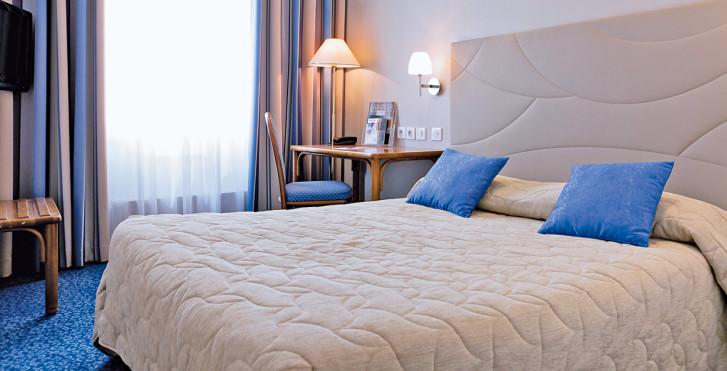 chambre comfort - Axotel Perrache