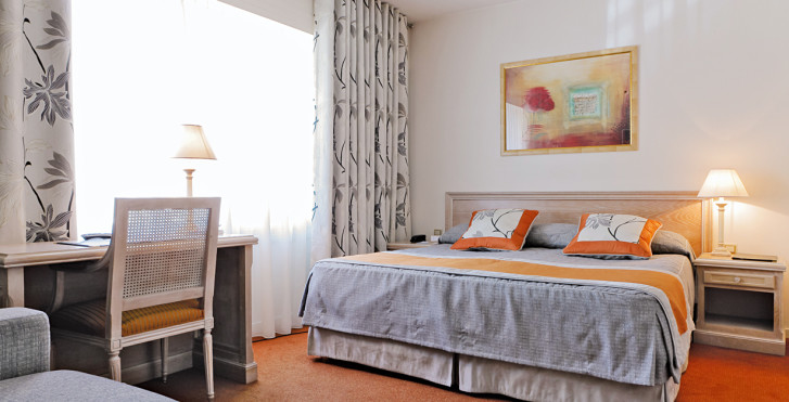 Charlemagne best western lyon vacances migros for Chambre western