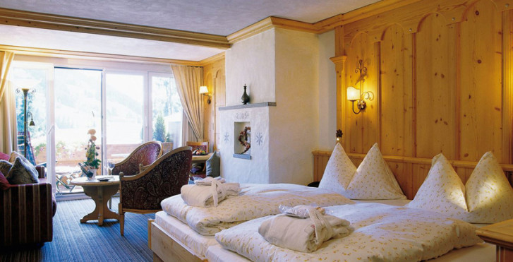 Chambre double Ried - ERMITAGE Wellness- & Spa-Hotel