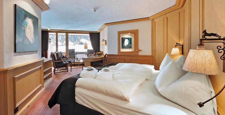 Suite junior Gstaad - ERMITAGE Wellness- & Spa-Hotel