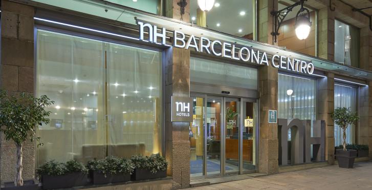 Nh barcelona centro barcelona migros ferien for Barcellona hotel centro economici
