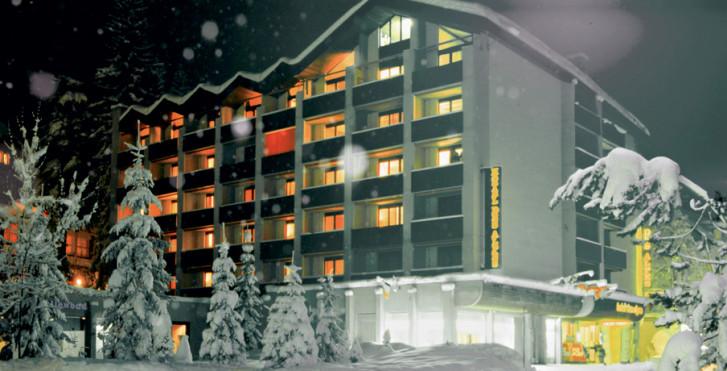 Image 7695189 - Hôtel des Alpes