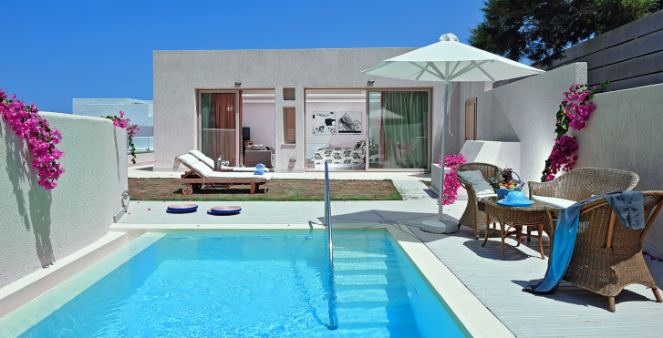Image 25862195 - Knossos Beach Bungalows & Suites