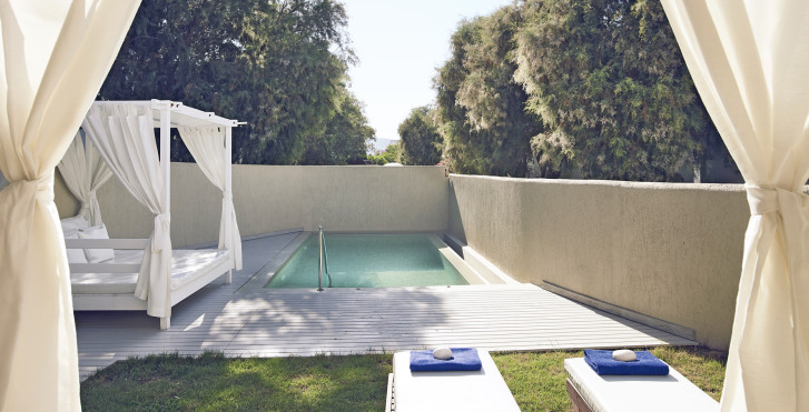 Image 28880295 - Knossos Beach Bungalows & Suites
