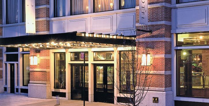 Bild 26424453 - Soho Grand Hotel
