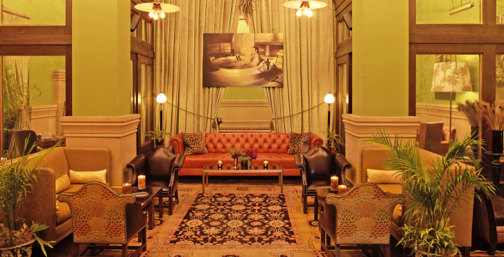Bild 26424460 - Soho Grand Hotel
