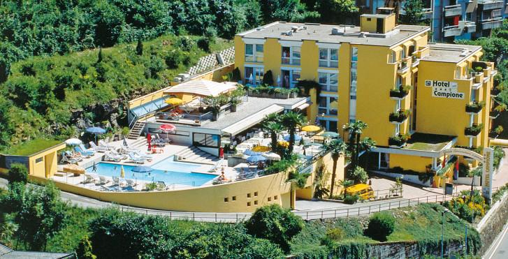 Image 7537491 - Hôtel Campione