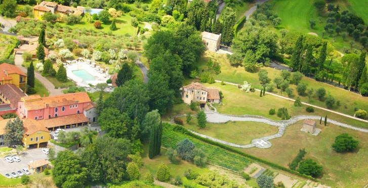 Image 23930517 - La Meridiana Relais & Châteaux