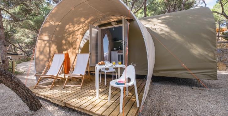 TenteCoco4 - Camping Torre de la Mora