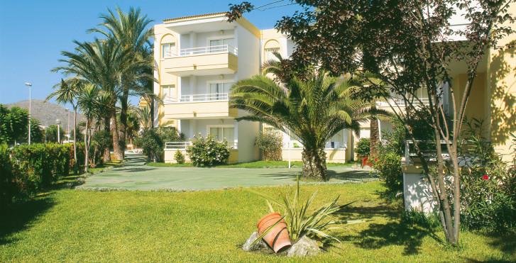 Bild 24894619 - Palm Garden Apart