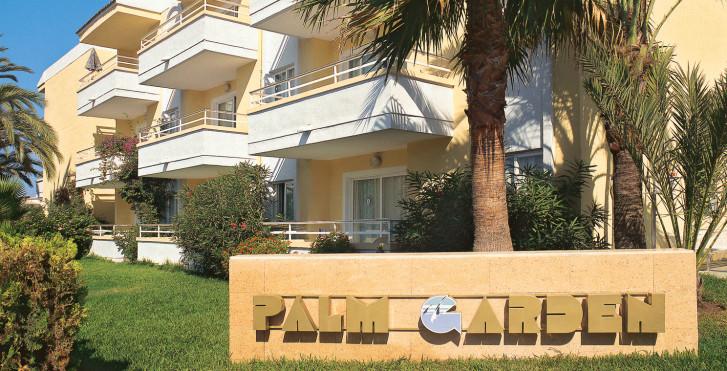 Bild 24894613 - Palm Garden Apart