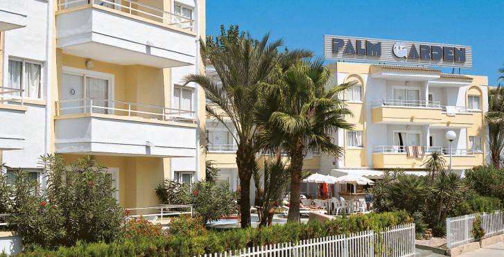 Bild 24894625 - Palm Garden Apart