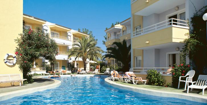 Bild 24894617 - Palm Garden Apart
