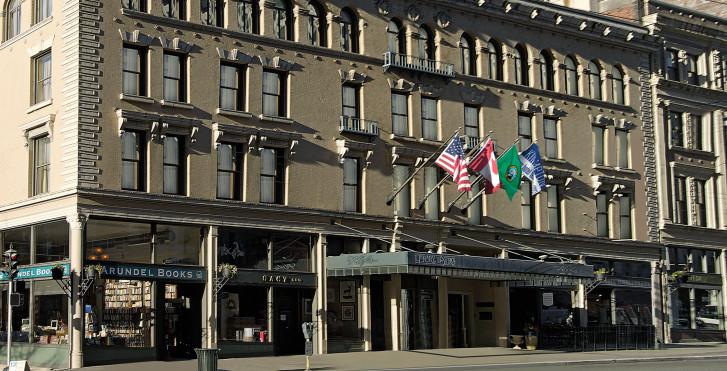 Bild 22454134 - Alexis Hotel, A Kimpton Hotel