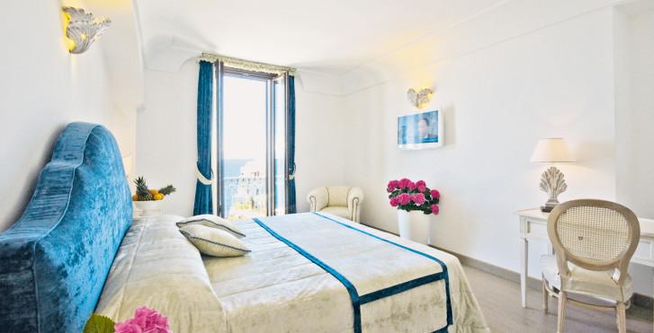 Exemple - Hôtel Covo dei Saraceni