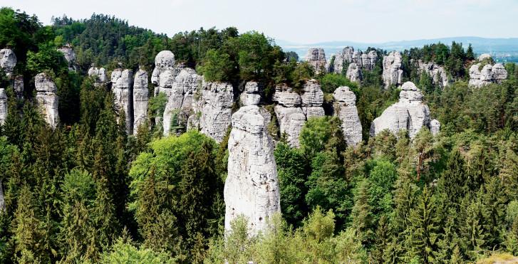 Cesky raj, République tchèque