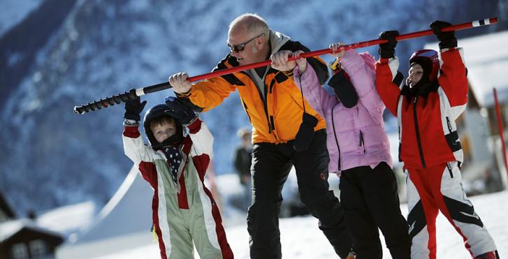 Vacances au ski en Autriche