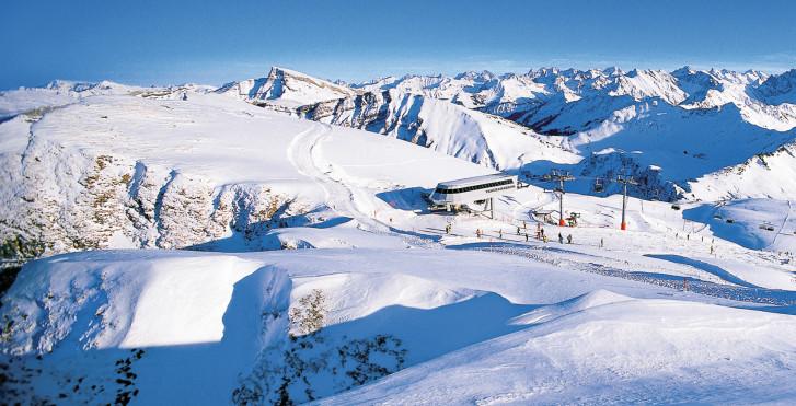 Vacances de neige en Autriche