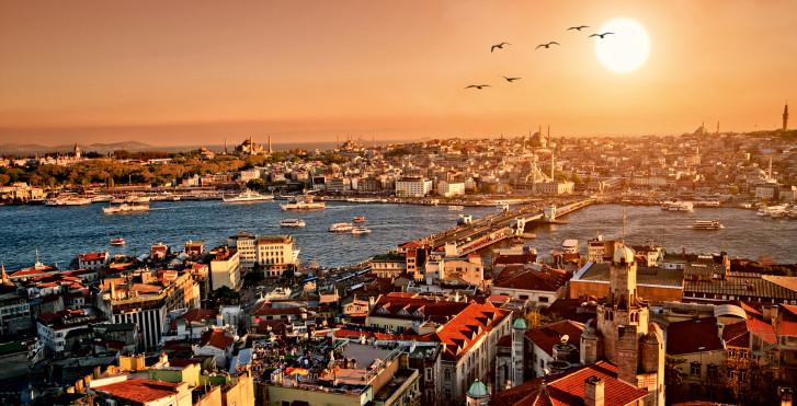Pont de Galata, Istanbul
