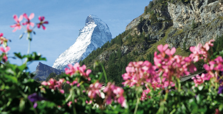 Matterhorn - Schweiz