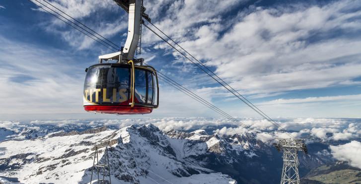 Schweiz, Titlis