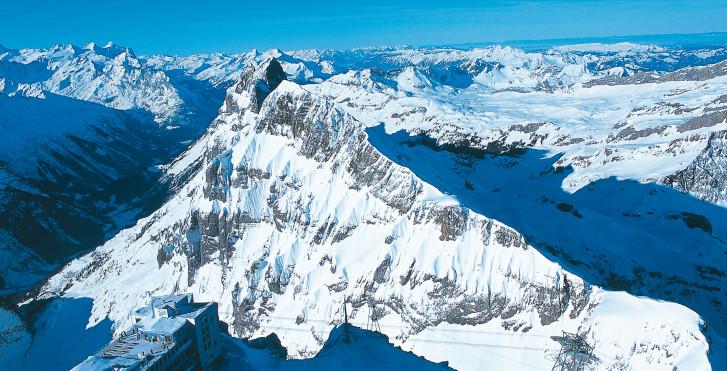 Paysage d'hiver, Suisse