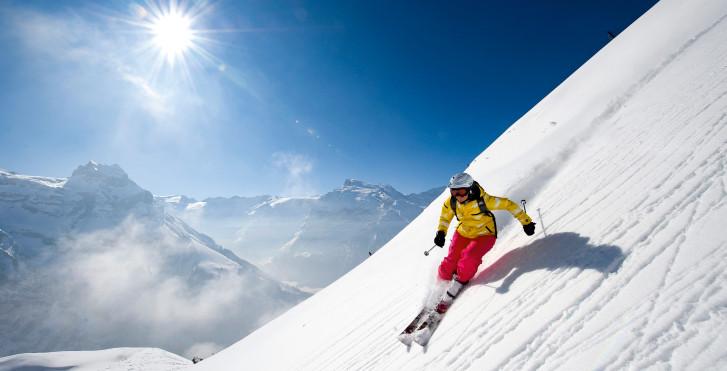 Vacances de neige, Suisse