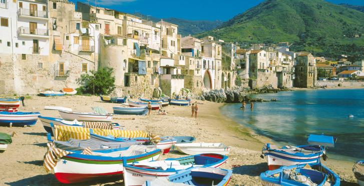 Plus Beaux Hotels De Sicile