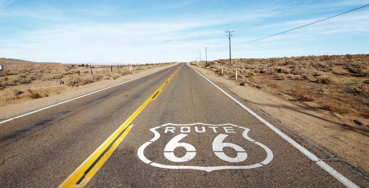 Route 66, États-Unis