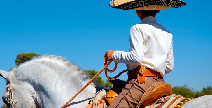 Charro, Mexique