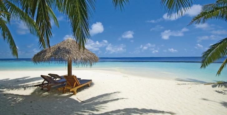 Soleil et plage, Île Maurice