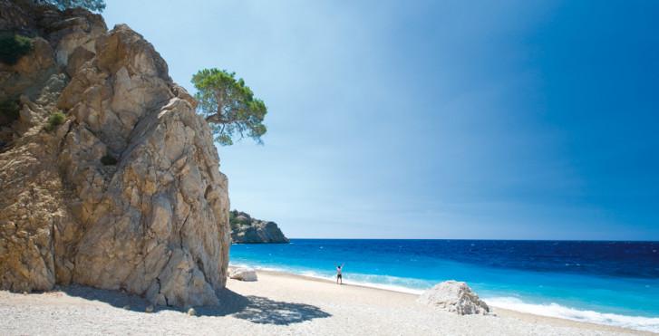 Grèce: soleil et plage