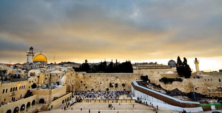 Mur des Lamentations, Jérusalem
