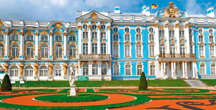 Katharinenpalast, St. Petersburg, Russland