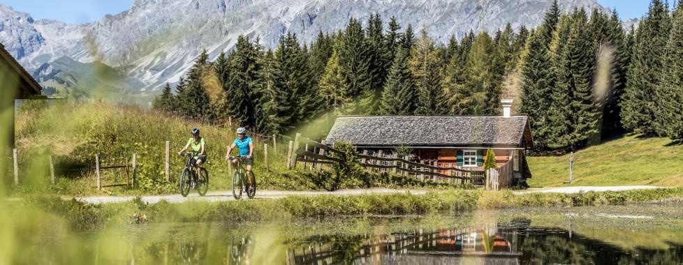 Chalet Resort Montafon - Sommer inkl. Bergbahnen, Montafon - Migros Ferien