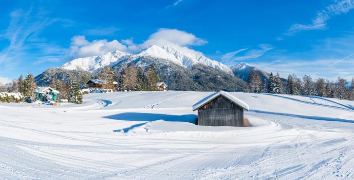 Seefeld en hiver
