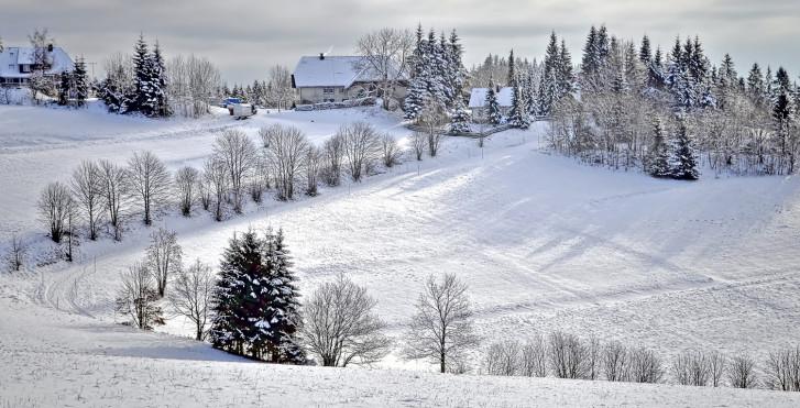 Winterferien im Schwarzwald