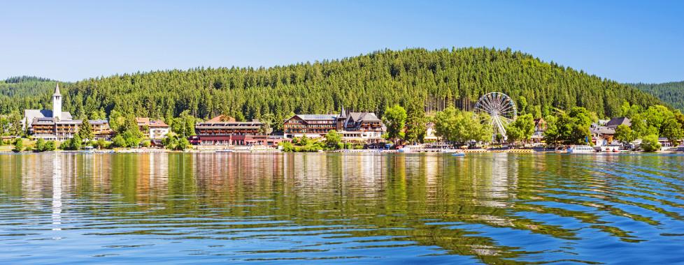 Vier Jahreszeiten am Schluchsee, Forêt-Noire - Vacances Migros