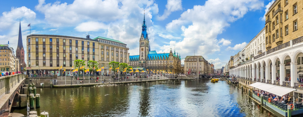 Crowne Plaza Hamburg – City Alster, Hambourg - Vacances Migros