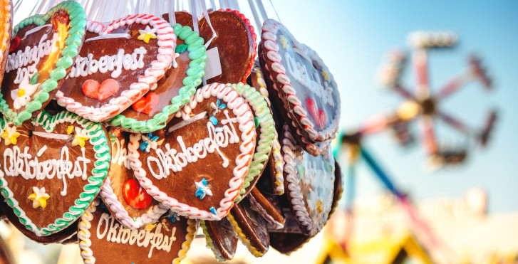La célèbre Oktoberfest