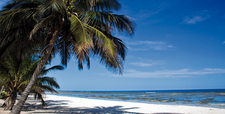 Plage de sable blanc, Mombasa